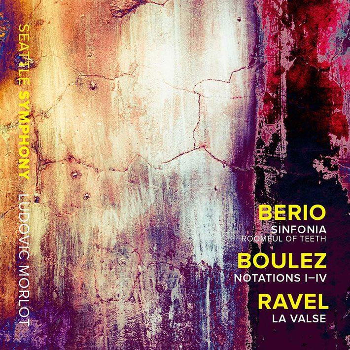 Berio, Boulez & Ravel