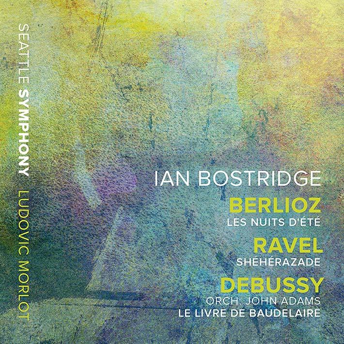 Berlioz, Ravel & Debussy