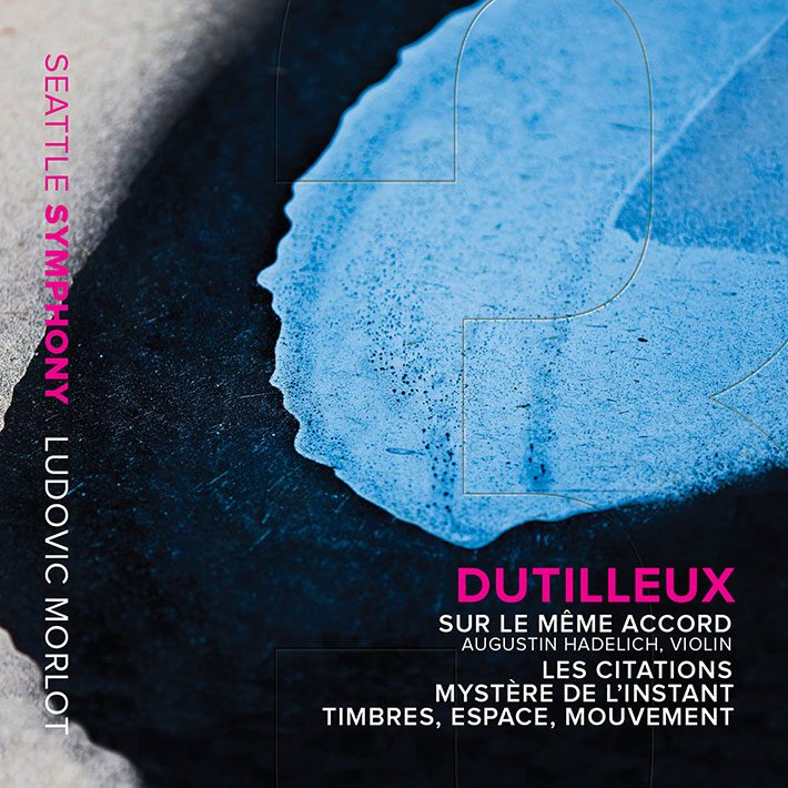 Dutilleux Orchestral Works Vol. III