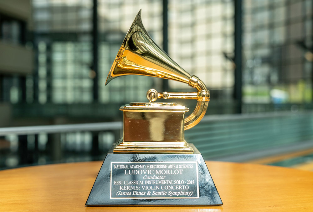 Seattle Symphony Wins Grammy
