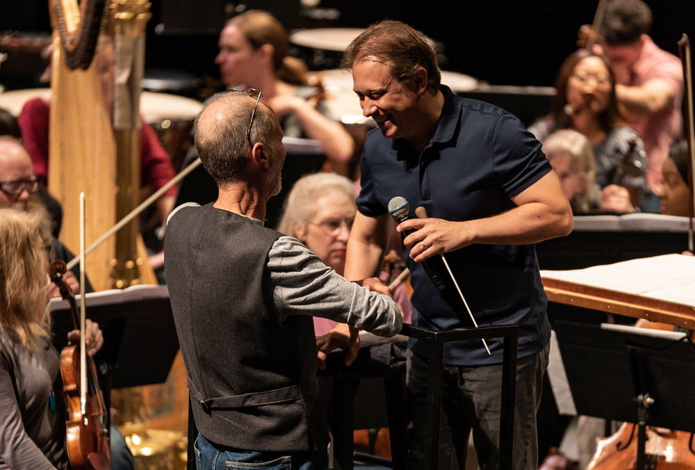 'Become Ocean' Earns Grammy for Seattle Symphony